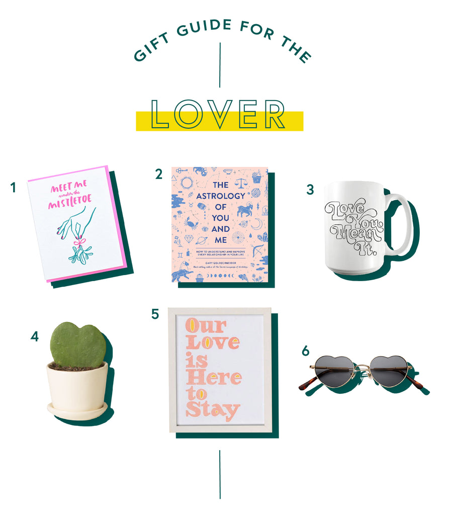 Love Gift Guide