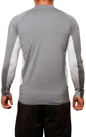 male modeling tc surf long sleeve lycra t shirt back