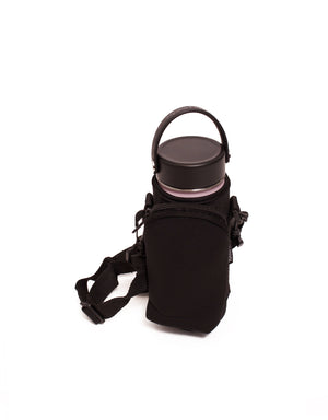 T&C Surf Designs 18 oz Neoprene Bottle Holder, Black