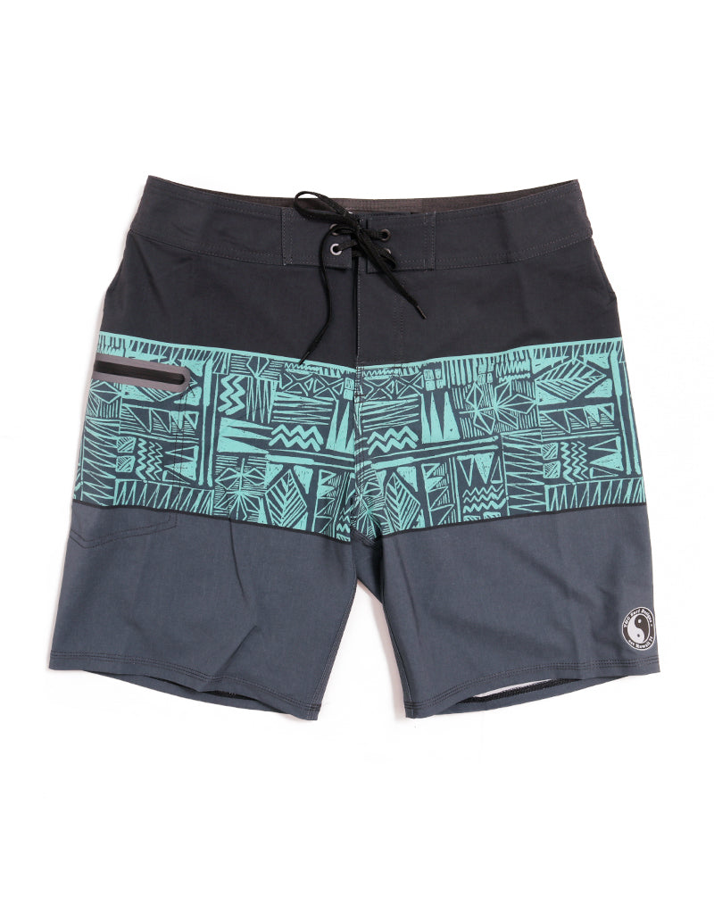 "T&C Surf Zoom 19"" Boardshort"