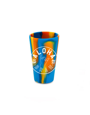 T&C Surf Designs T&C Surf Aloha Brah Silicone Cup, Orange