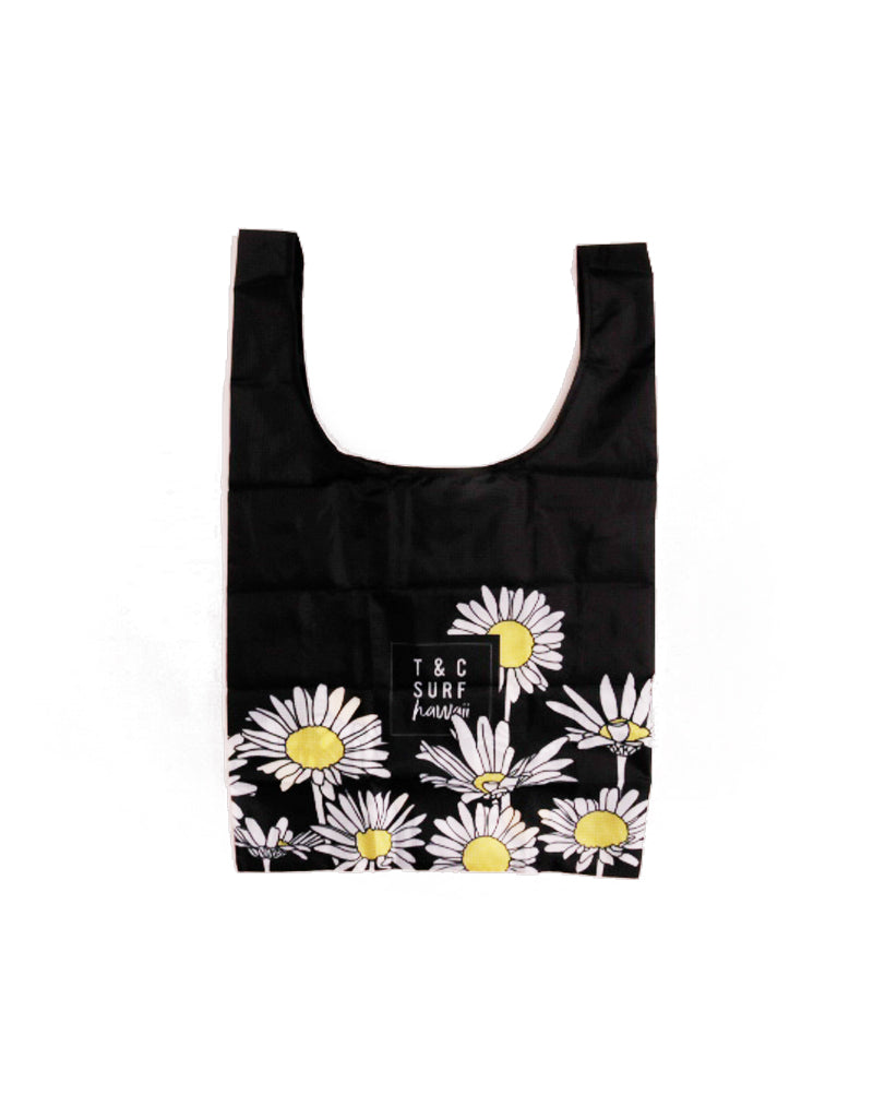 T&C Surf Designs T&C Surf Daisy Reusable Tote Bag, Daisy