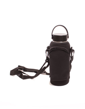 T&C Surf Designs 32 oz Neoprene Bottle Holder, Black