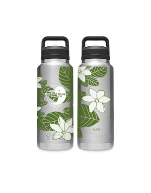 T&C Surf Designs T&C Surf 26 oz Na'u Yeti Bottle with Chug Cap, Stainless