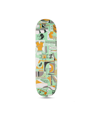 T&C Surf Seeker Skateboard
