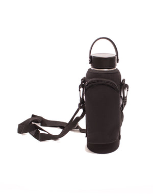 T&C Surf Designs 40 oz Neoprene Bottle Holder, Black
