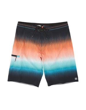 "T&C Surf Designs Billabong Fluid Airlite 20"" Boardshort - Aqu, 28 / Aqu"