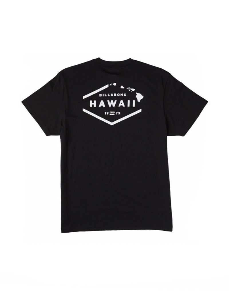 T&C Surf Designs Billabong Geo Hawaii Tee,