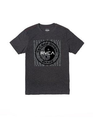 T&C Surf Designs T&C Surf x RVCA Brand Over Balance Tee, S / PTK