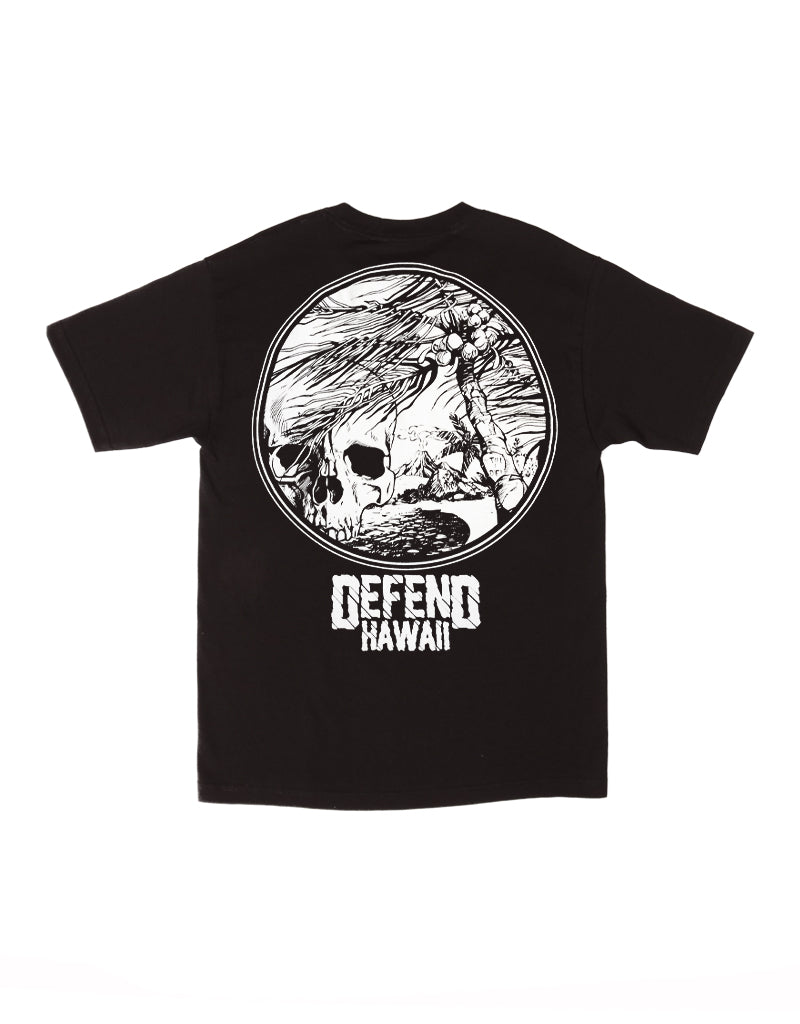 Defend Hawaii Till I Collapse Tee