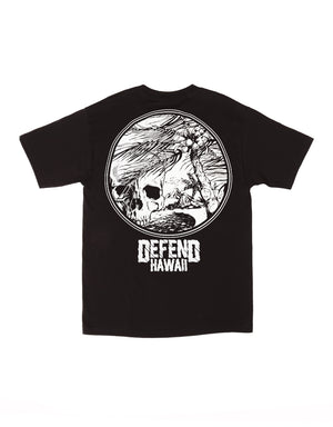 T&C Surf Designs Defend Hawaii Till I Collapse Tee,