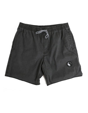 "T&C Surf Designs T&C Surf Australia Yin Yang 17"" Boardshort, 30 / Wash Black"