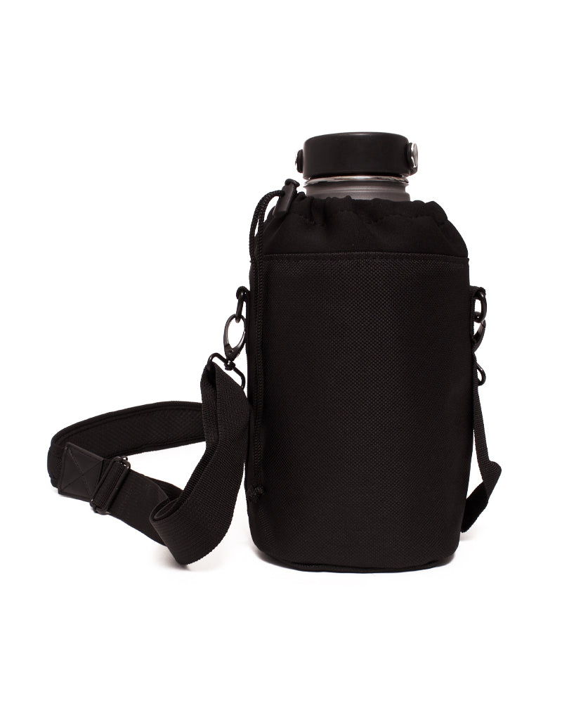 T&C Surf Designs 64 oz Neoprene Bottle Holder, Black