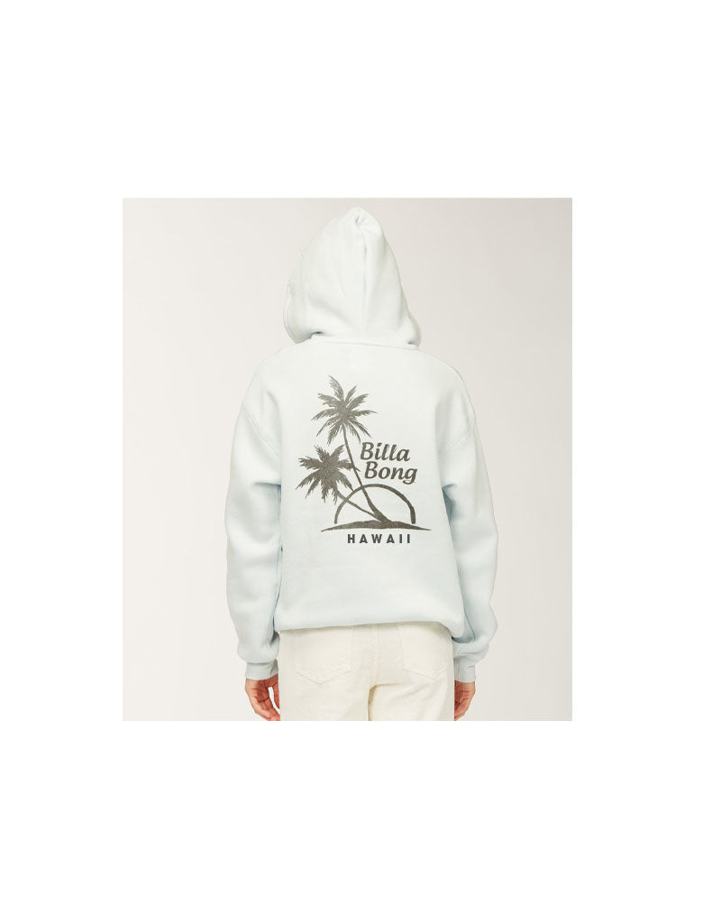 T&C Surf Designs Billabong Dos Palmas Pullover Hoody,
