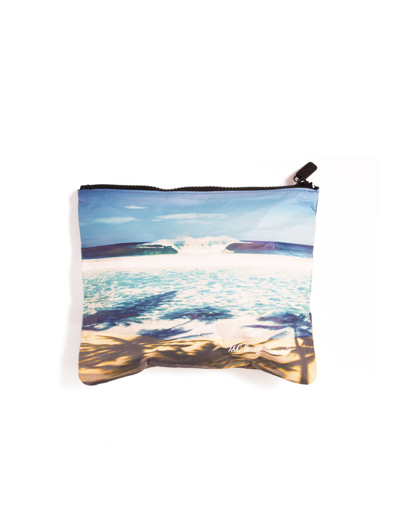 T&C Surf Designs T&C Surf Da View Tyvek Clutch, One