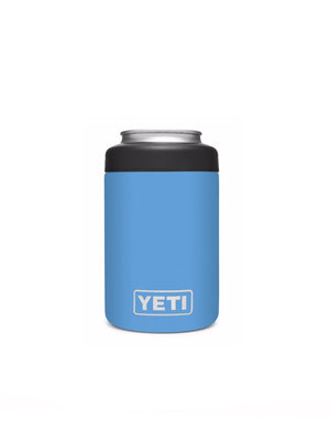 T&C Surf Designs Yeti 12 oz Rambler Colster Can Insulator, Pacific Blue