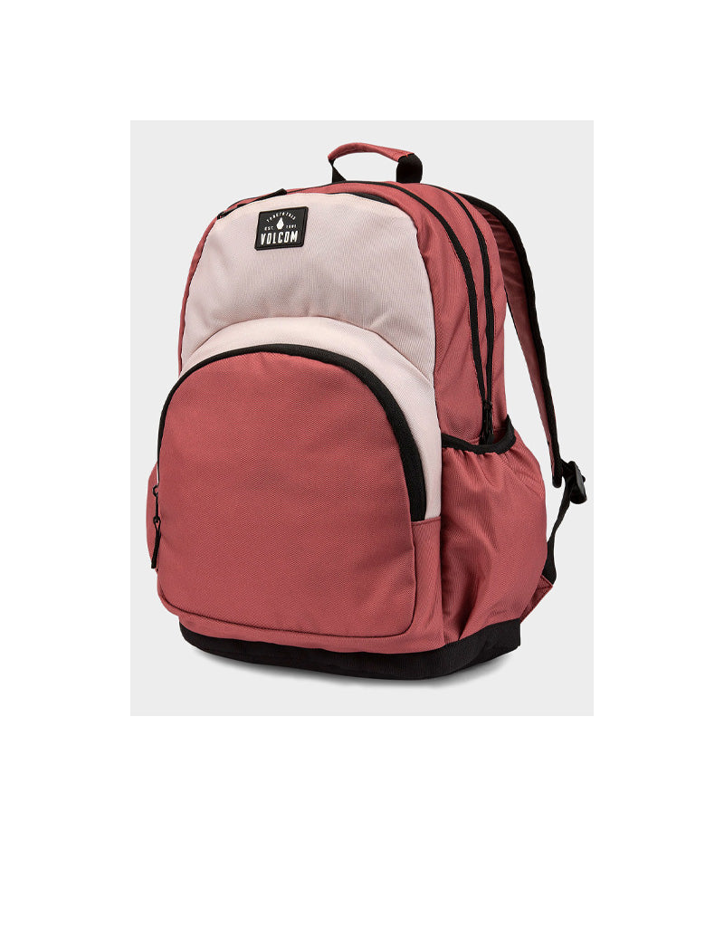 T&C Surf Designs Volcom Fieldtrip Poly Backpack, DSR