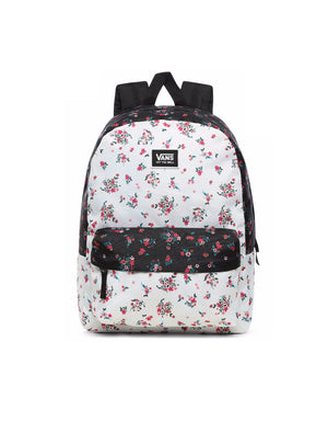 T&C Surf Designs Vans Realm Classic Backpack, Beauty Floral