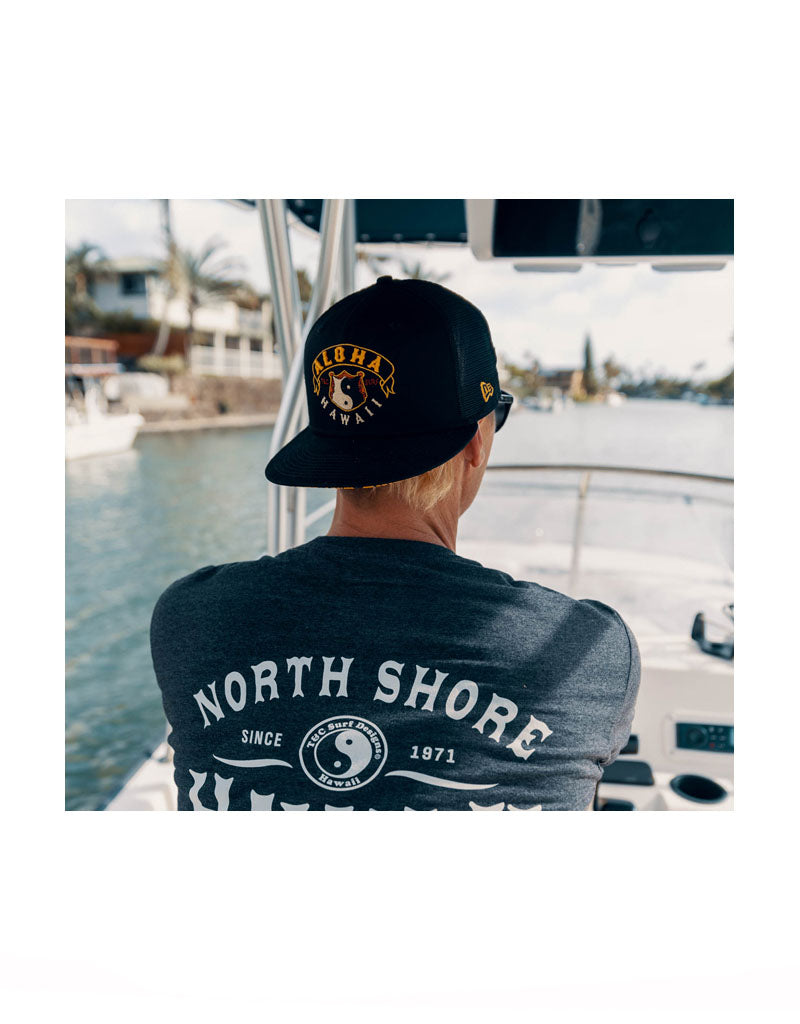 T&C Surf New Era Royal Snap