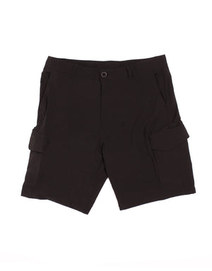 T&C Surf Designs TC Combat Walkshort, 32 / Black