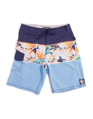 "T&C Surf Designs T&C Surf Core Boardshort 20"", 28 / Blue"
