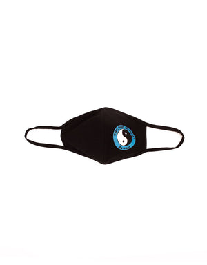 T&C Surf Designs T&C Surf Logo Face Mask, Blue