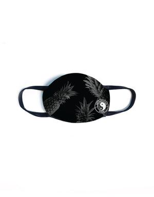 T&C Surf Designs T&C Surf Pineapple Foam Mask, Black
