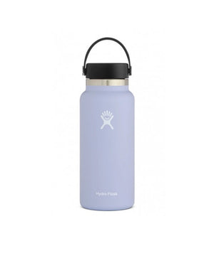 T&C Surf Designs Hydro Flask 32 oz Wide Mouth Flex Cap, Fog