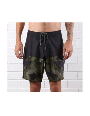 T&C Surf Designs T&C Surf Australia  Makaha Trunk, 30 / Camo
