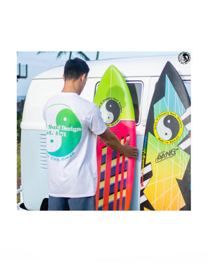 T&C Surf Designs T&C Surf 50 Year Giant Pearl Jersey Tee,