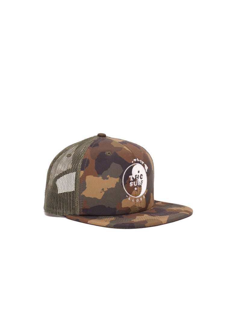 T&C Surf Designs T&C Surf Camo Trucker,