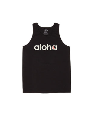 T&C Surf Designs T&C Surf Aloooha Tank, S / Black
