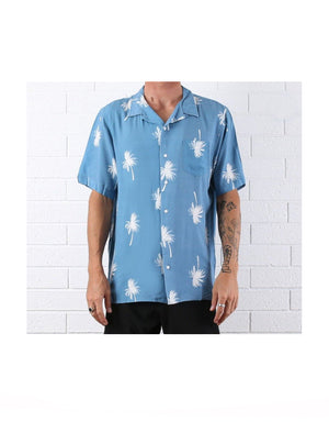 T&C Surf Designs T&C Surf Australia Face Palm Woven, S / Ocean