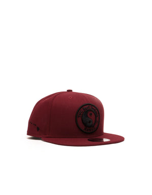 T&C Surf Designs T&C Surf New Era Raised Logo Snap, OS / Cardinal