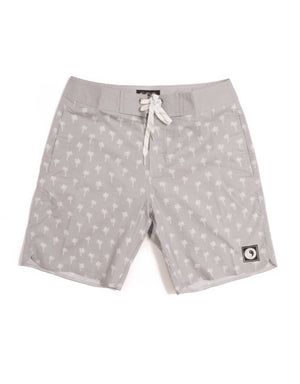 "T&C Surf Designs T&C Surf Palmer 19"" Boardshort Grey, 29 / Grey"