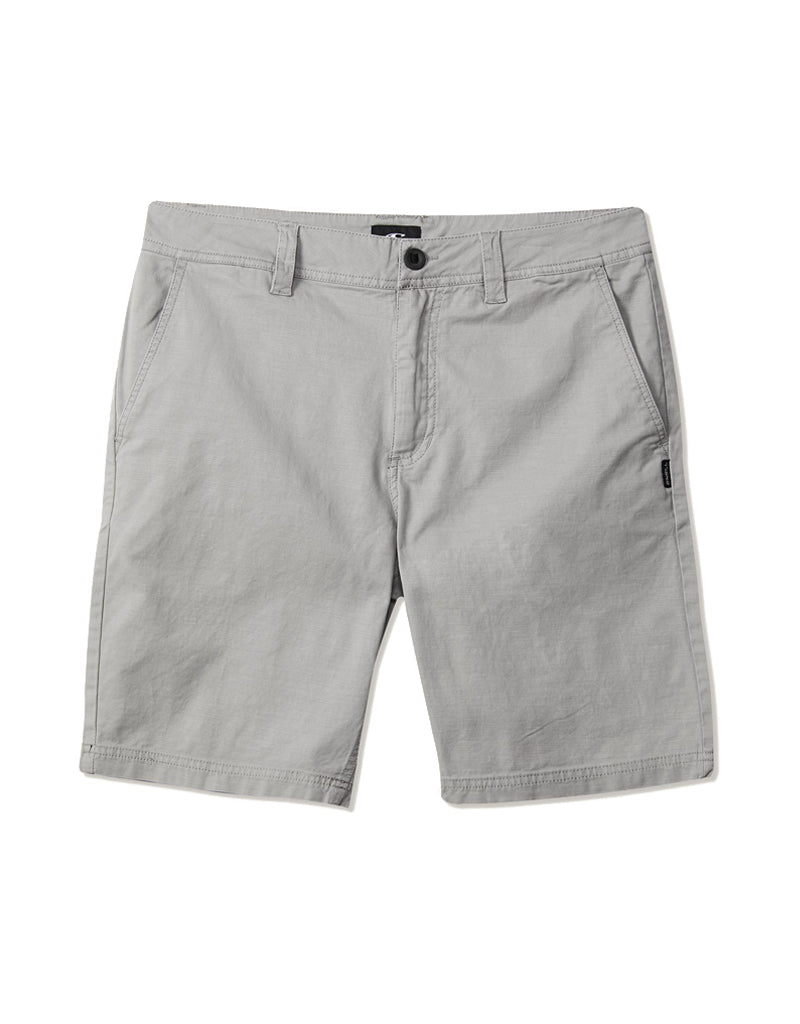 "O'neill Jay Stretch 20"" Walkshort Light Grey"