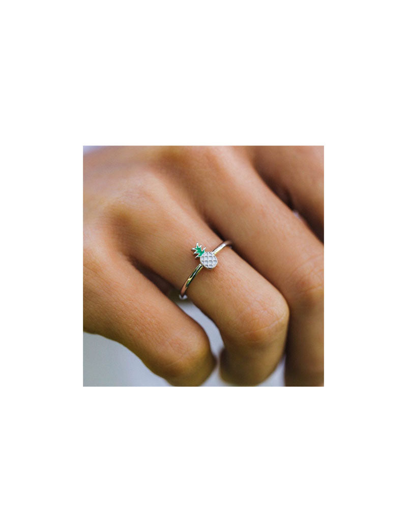 T&C Surf Designs Pura Vida Pineapple Ring,