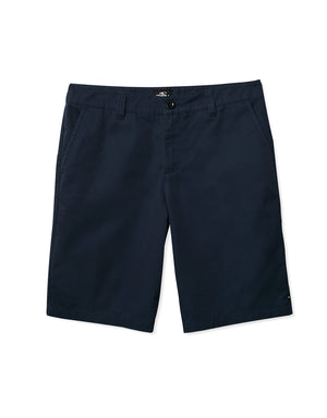 "T&C Surf Designs Oneill Redwood Stretch 22"" Walkshort, 30 / Navy"