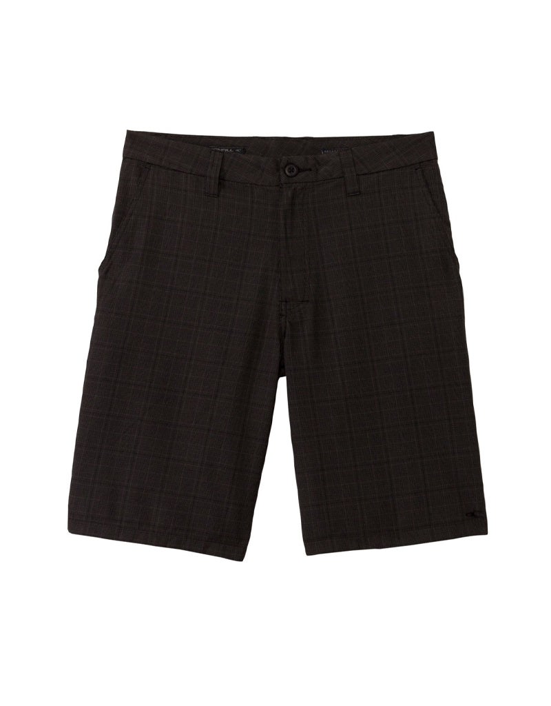 T&C Surf Designs O'neill  Westmon Plaid Walkshort, 29 / black