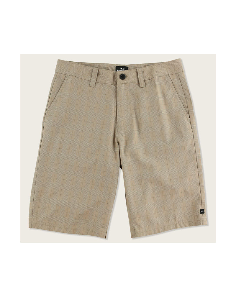 O'neill  Westmon Plaid Walkshort Khaki