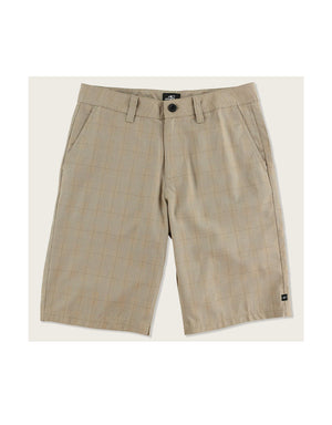 T&C Surf Designs O'neill  Westmon Plaid Walkshort Khaki, 29 / black