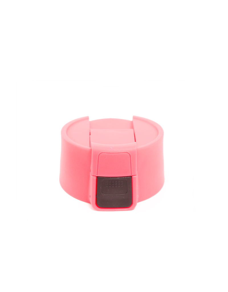 T&C Surf Designs Wide Button Flip Cap, Pink