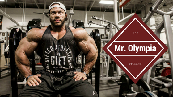 The Mr Olympia Problem