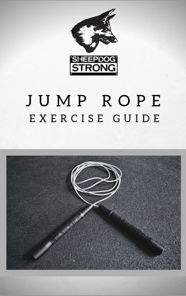 Jump Rope Free Style Exercise Guide | Sheepdog Strong
