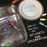 Liquid Chalk Markers for Homes and Classrooms