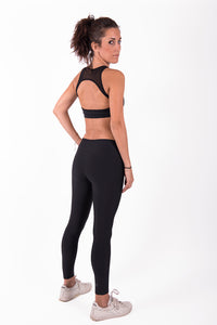 Leggings Black High Waist