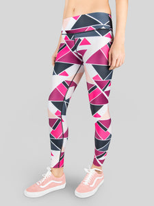 Leggings Triangle High Waist