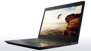 "Lenovo E470 Laptop intel i5-7200U 14"" Display Side"