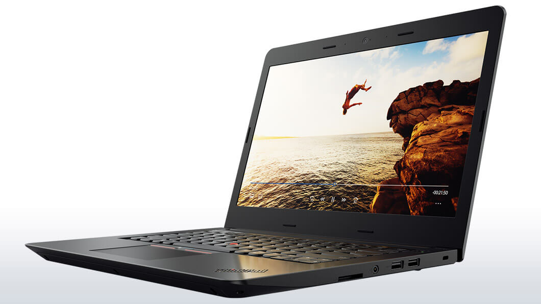 Lenovo E470 Laptop intel i5-7200U 14