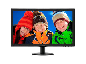 Philips 21.5 inch monitor HD 1920x1080 HDMI VGA